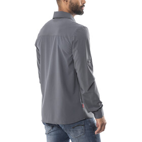 Craghoppers NosiLife Pro II Longsleeve Shirt Men Ombre Blue